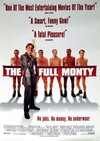 Cartel de Full monty
